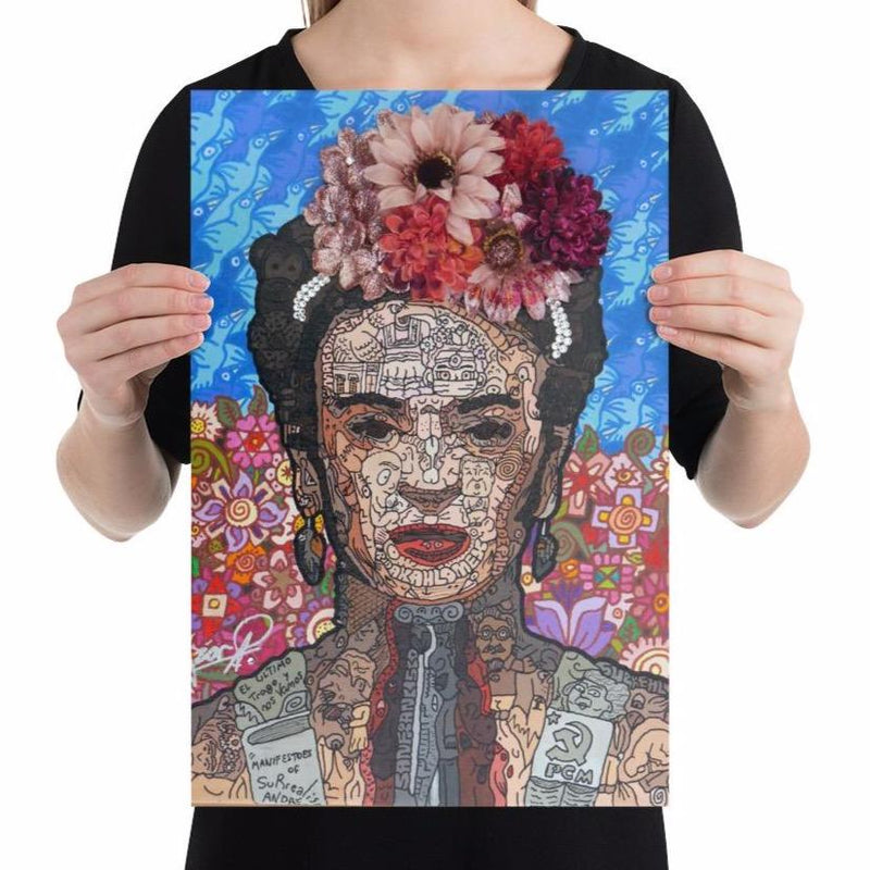 Frida Kahlo - Limited Edition Print