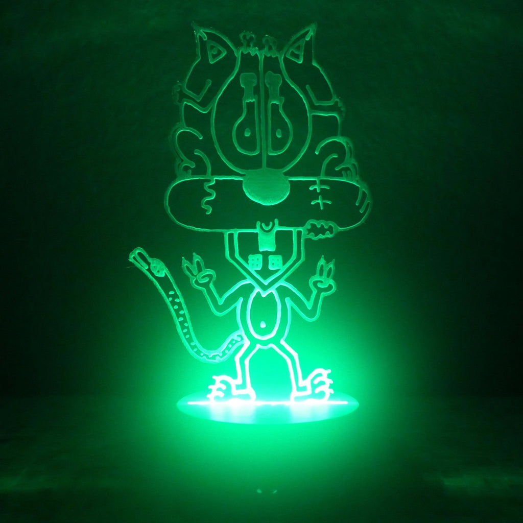 Gatonto LED Night Light - We Believe