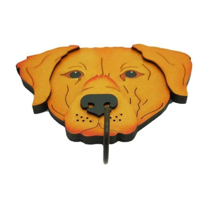 Golden Retriever Woof Rack/Dog wall Decorations - We Believe