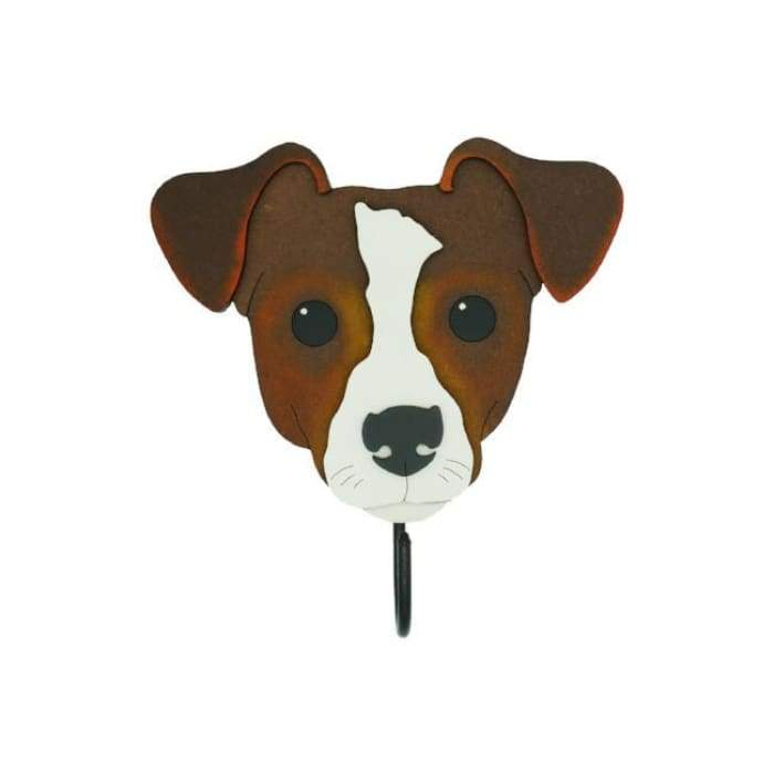 Jack Russell Terrier Woof Rack/Dog wall Decorations - We Believe