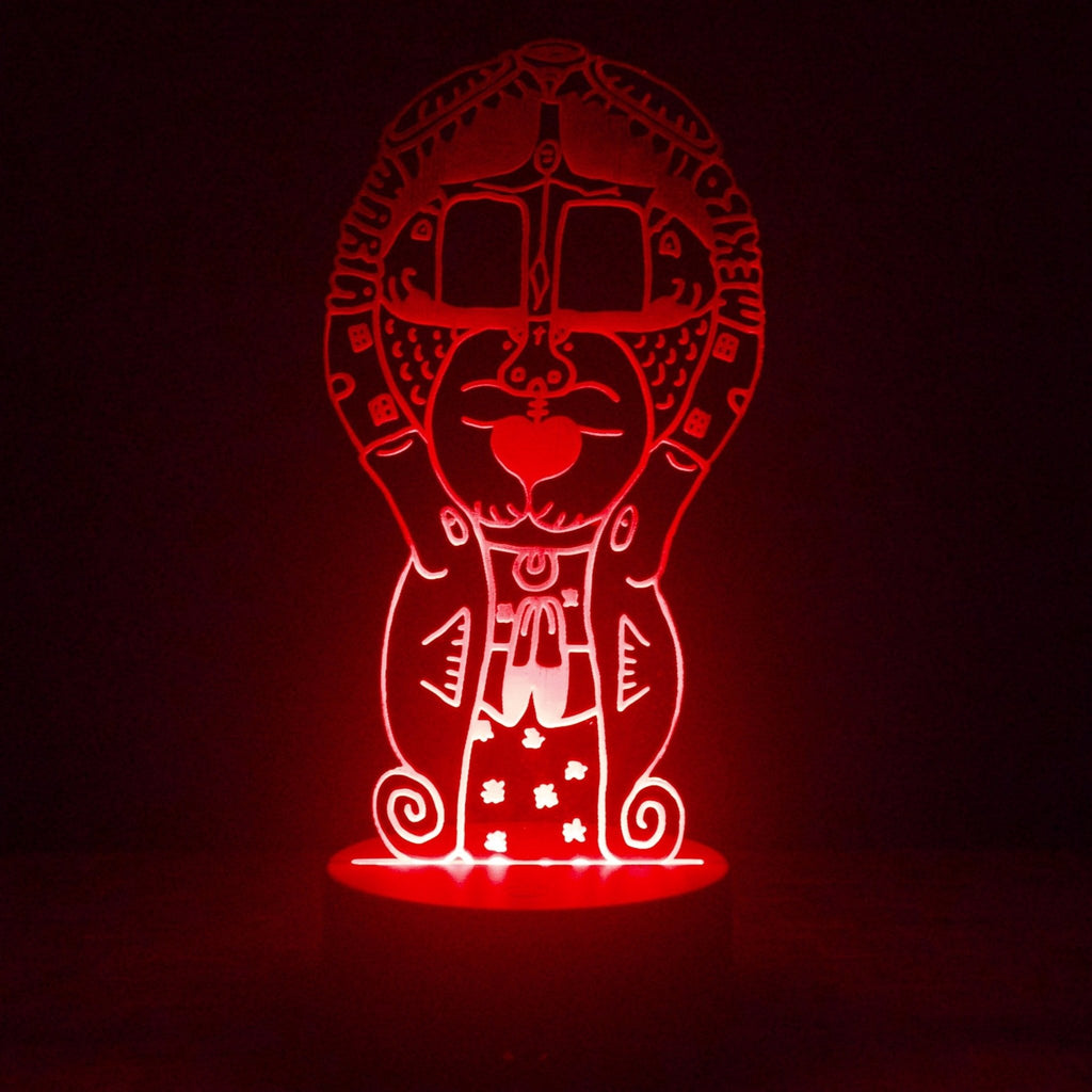 La Virgen De Guadalupe LED Night Light - We Believe