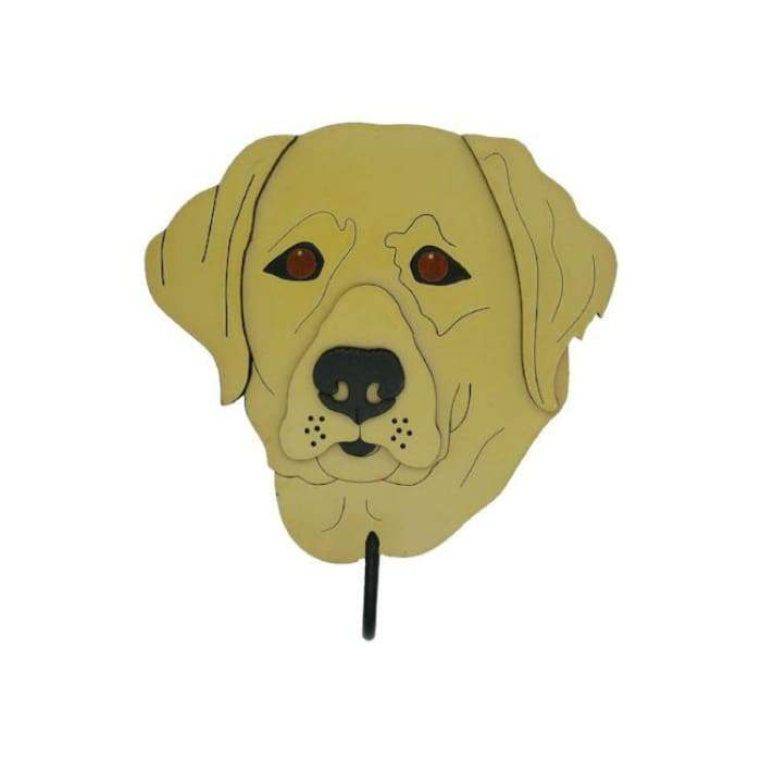 Labrador Retriever Woof Rack/Dog wall Decorations - We Believe