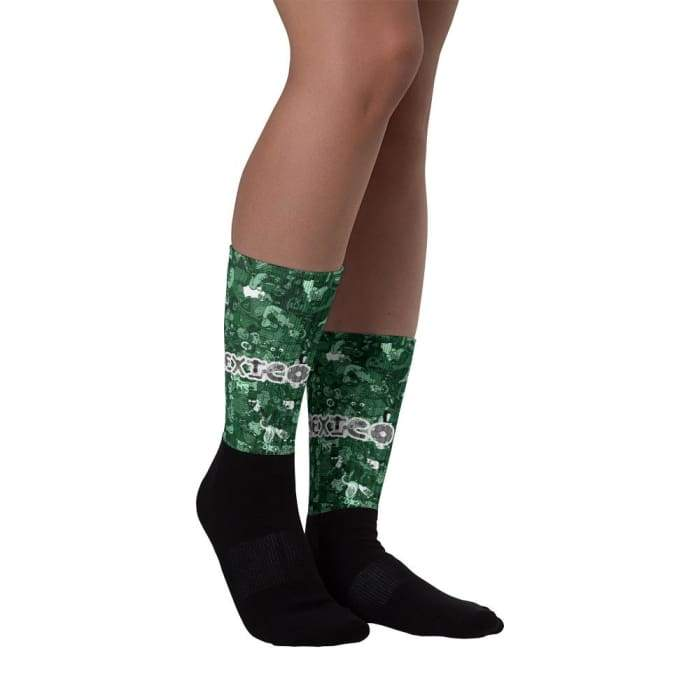 Mexico Unique Socks for HIM & HER - We Believe