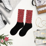 Paliacate Red ToonyAry Socks