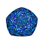 Blue Toonymania Bean Bag Chair w/ filling
