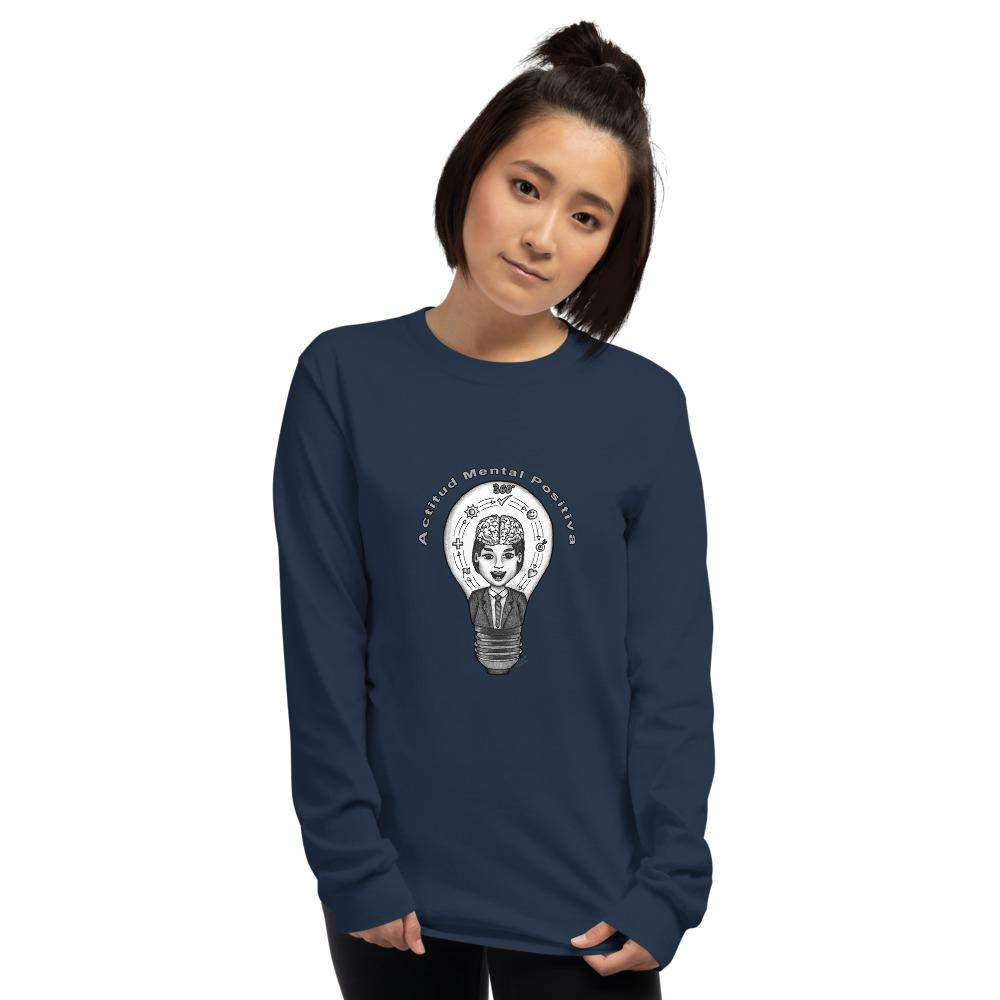 AMP Unisex Long Sleeve Shirt