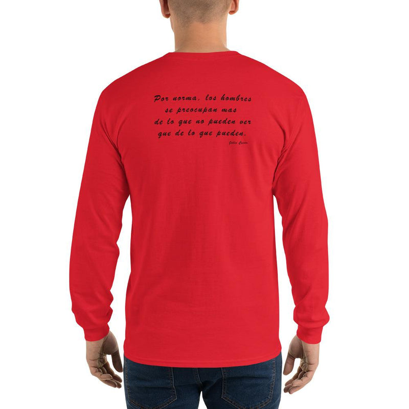 Fight your fears Unisex Long Sleeve Shirt