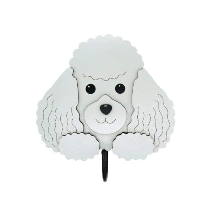 Poodle Woof Rack/Dog wall Decorations - We Believe
