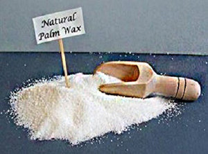 PALM WAX A NATURAL CHOICE