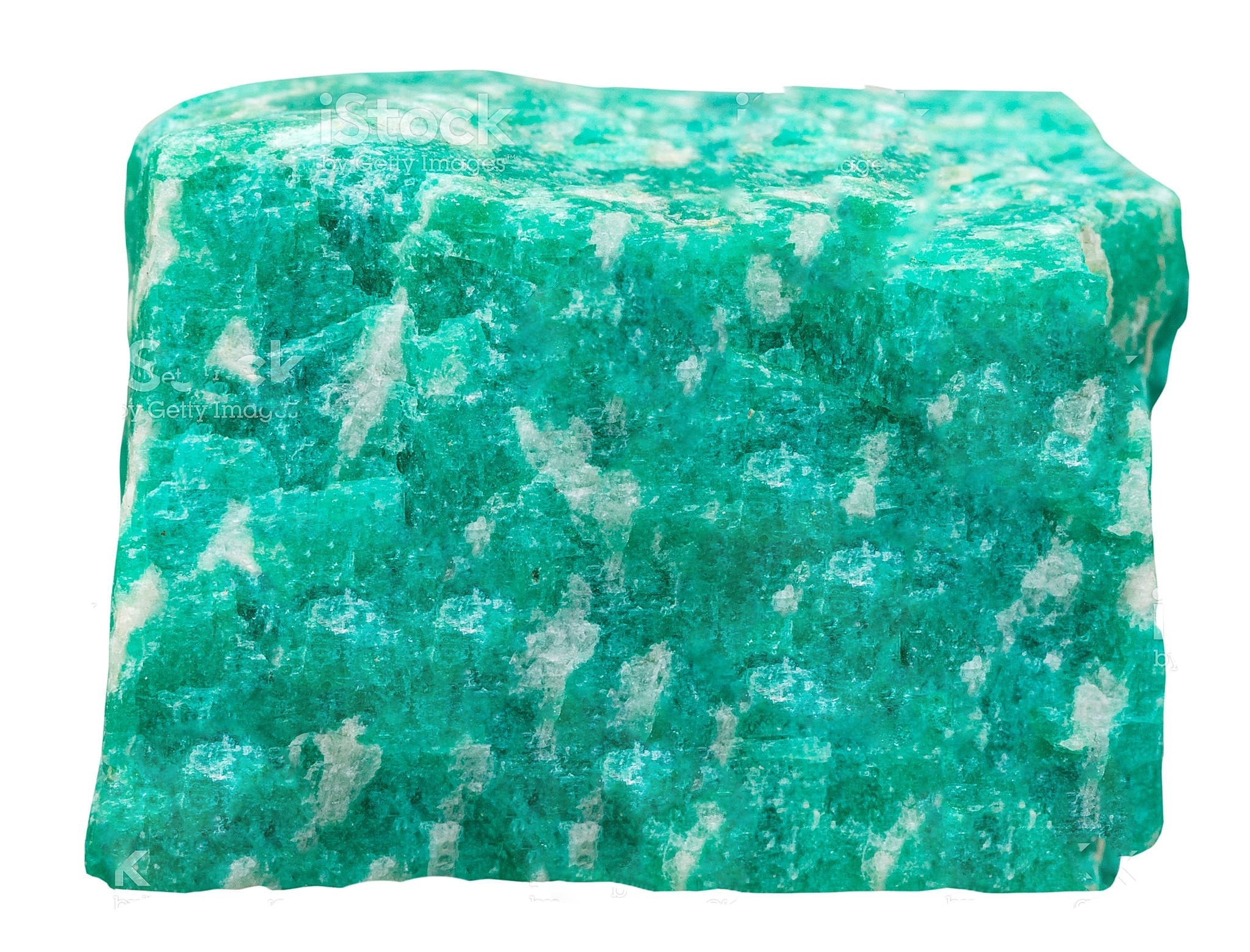 Raw Amazonite Gemstone