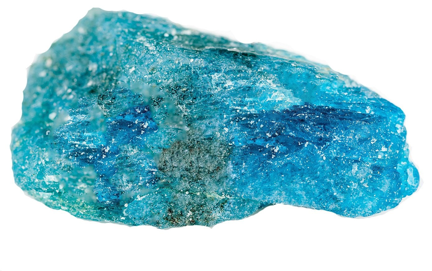 Raw Apatite Gemstone