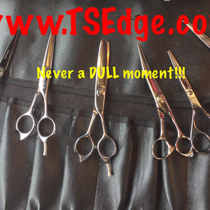 What determines the prices on hair shears?