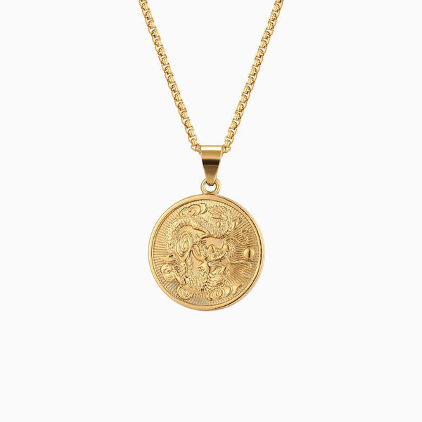 Cali Coin Necklace