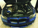 DOC RACE BMW 335I 135I N54 TOP MOUNT SINGLE GARRETT TURBO KIT