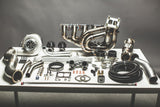 DOC RACE BMW 335I 135I N54 TOP MOUNT SINGLE PRECISION TURBO KIT