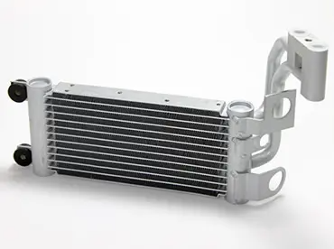 E-Chassis N55 Race-Spec Oil Cooler