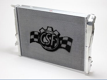 CSF All-Aluminium Triple Pass Radiator