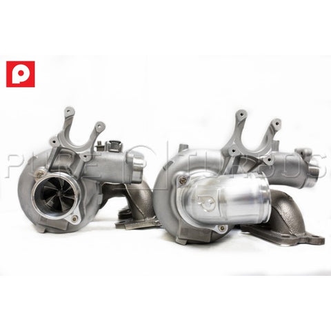 Pure BMW M2C/M3/M4 S55 PURE Stage 2+ Upgrade Turbos