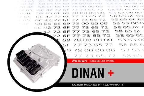 DINAN + PERFORMANCE ENGINE SOFTWARE - 2015-2020 BMW M2C/M3/M4 F80/F82/F83/F87