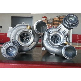 Pure BMW S63 / S63tu Stage 1 Upgrade Turbos