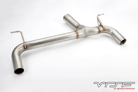 VRSF Stainless Steel Race Muffler for F30/F32 N55 2013 – 2017 BMW 335i & 435i