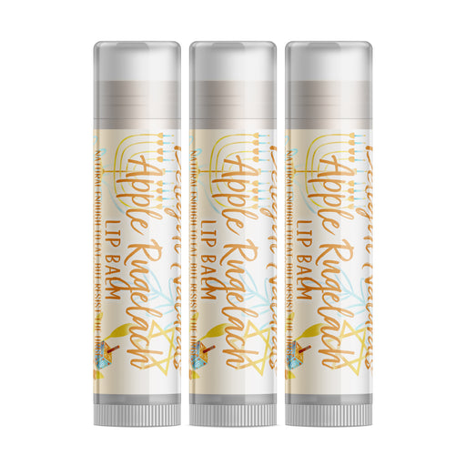 Apple Rugelach Lip Balm - Set of Three