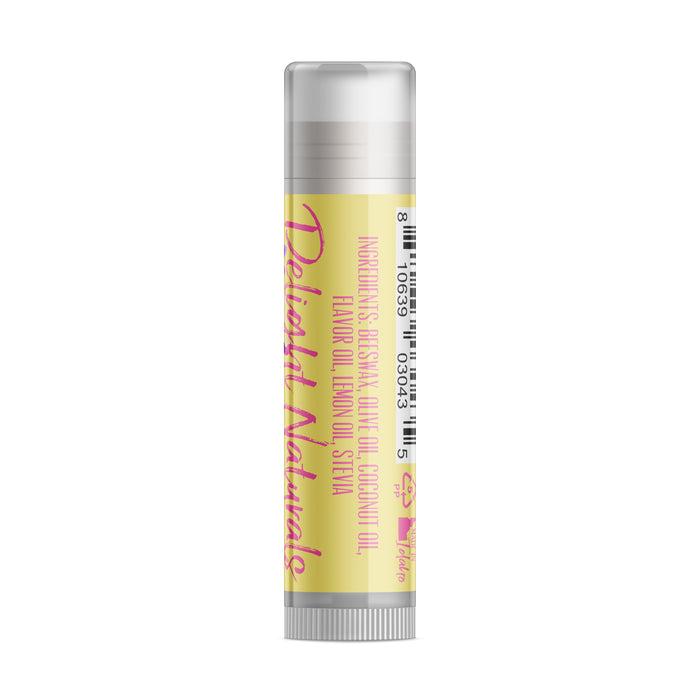Cadance's Pink Lemonade Lip Balm - delight-naturals
