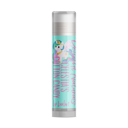 Celestia's Cotton Candy Lip Balm - delight-naturals