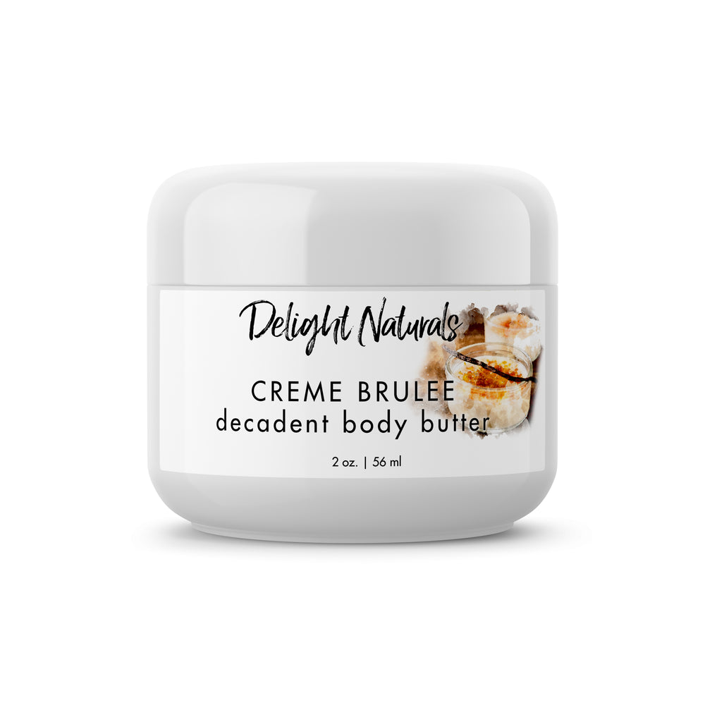 Creme Brulee Decadent Body Butter