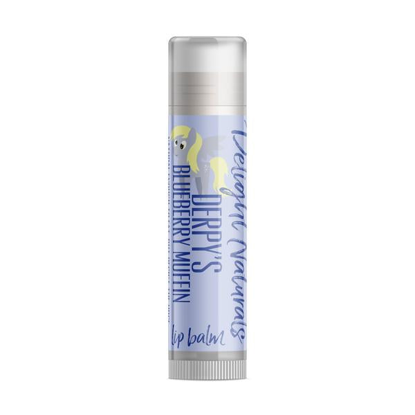 Derpy's Blueberry Muffins! Lip Balm - Delight Naturals