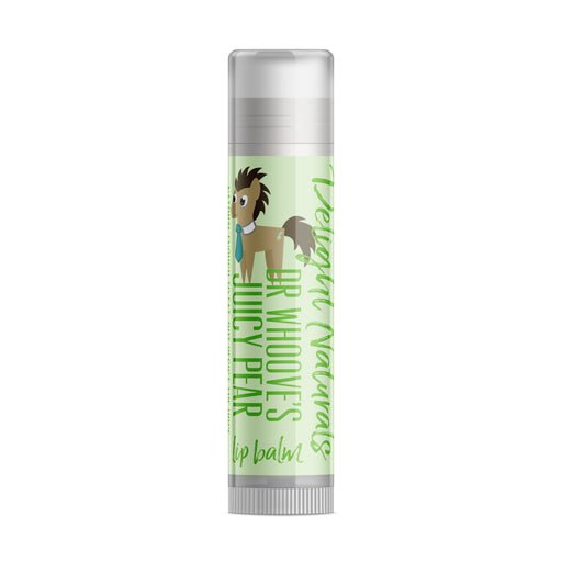Dr Whooves' Juicy Pear Lip Balm - delight-naturals