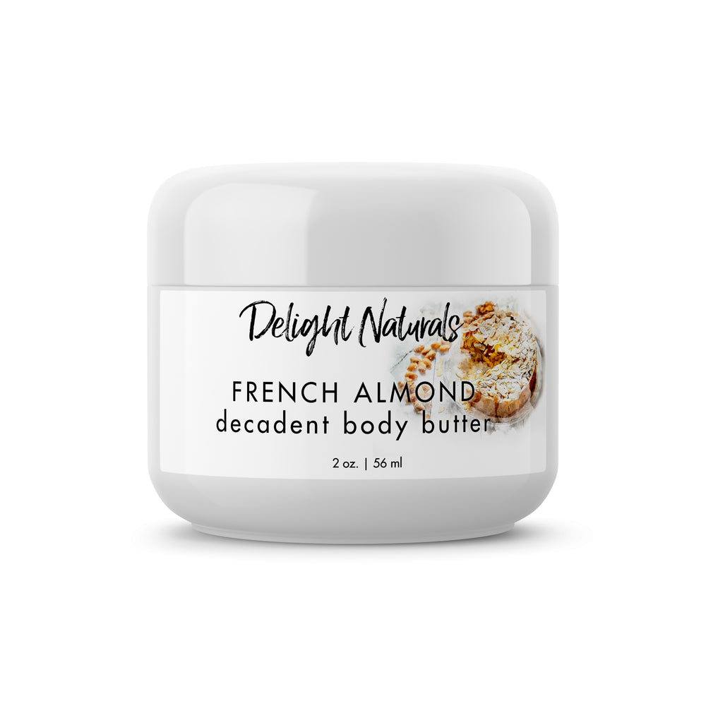 French Almond Decadent Body Butter