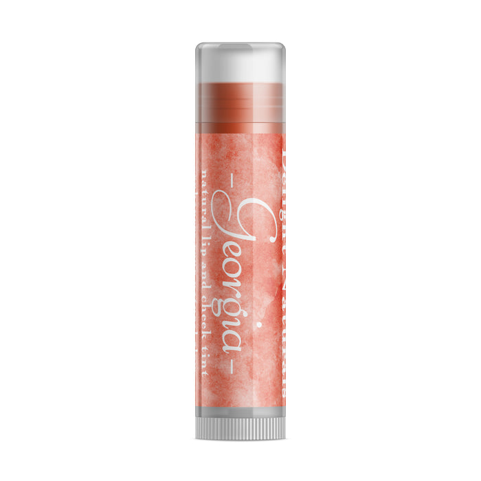 Georgia Tinted Lip Balm & Cheek Stain