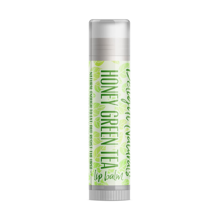 Honey Green Tea Lip Balm - delight-naturals