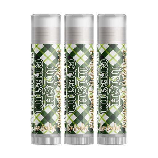 Irish Cream Lip Balm Three Pack - St. Patrick's 2019