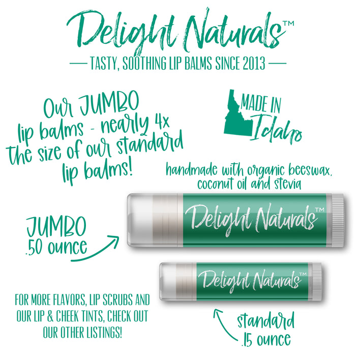 Jumbo Cookies and Cream Lip Balm