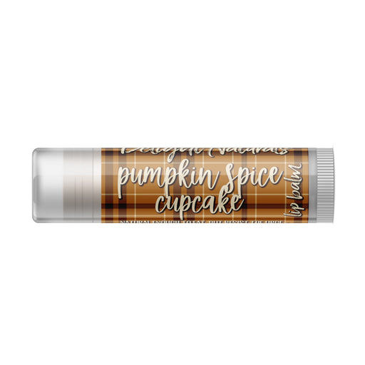 Jumbo Pumpkin Spice Cupcake Lip Balm - Single Tube