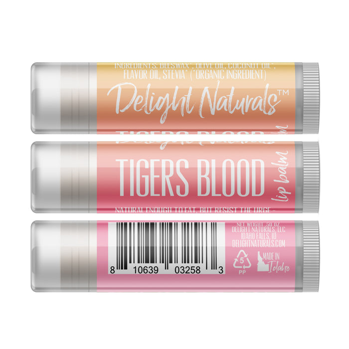 Jumbo Tigers Blood Lip Balm