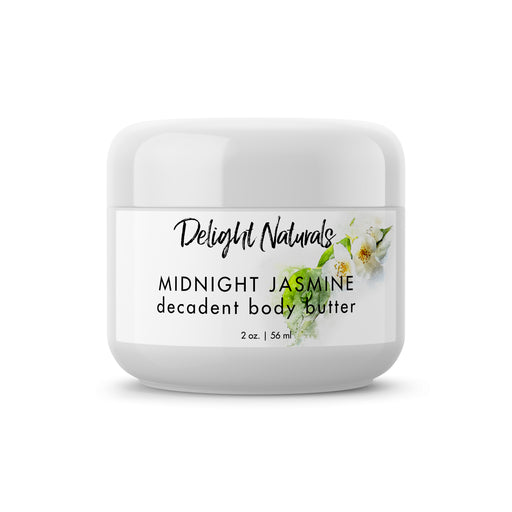 Midnight Jasmine Decadent Body Butter