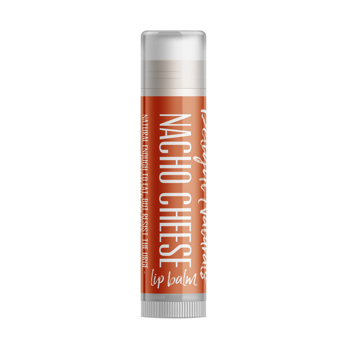 Nacho Cheese Lip Balm