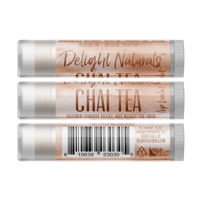 Chai Tea Lip Balm