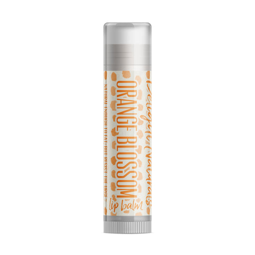 Orange Blossom Lip Balm - delight-naturals