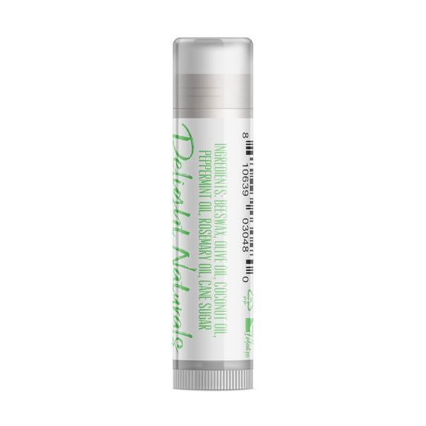 Peppermint Lip Scrub - delight-naturals