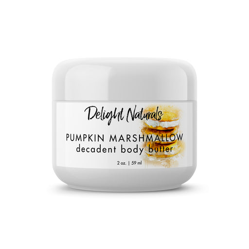 Pumpkin Spiced Marshmallow Decadent Body Butter