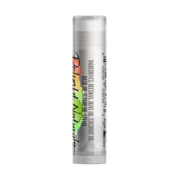Strawberry Basil Lip Balm - delight-naturals