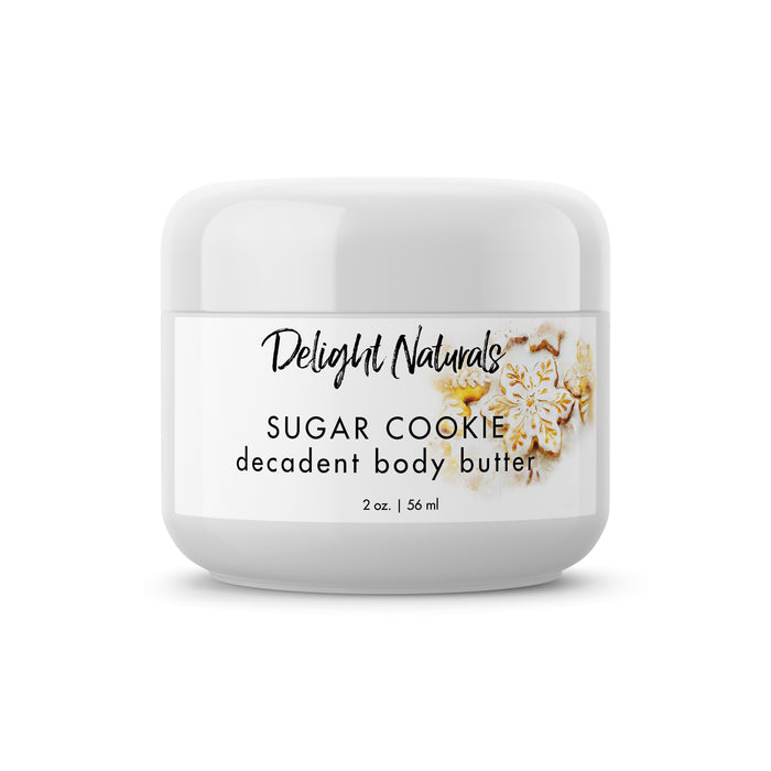 Sugar Cookie Decadent Body Butter