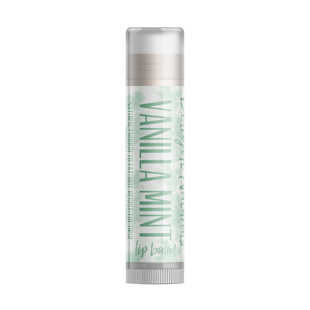 Vanilla Mint Lip Balm