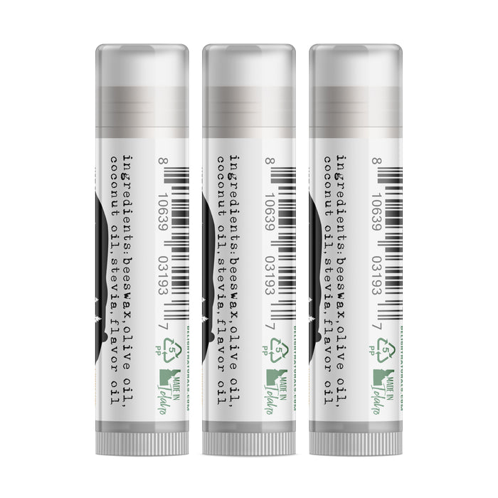 Voyageur Evergreen Lip Balm - Set of Three