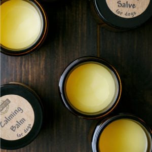 Calming Balm (Not to be used on Cats)