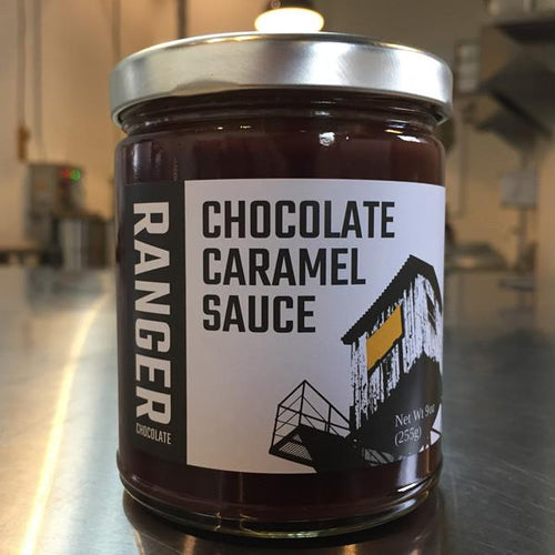 Chocolate Caramel Sauce